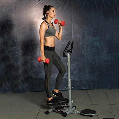 Mini Stepper, Handmatige Fietstrainer, Voet-Stijl Gewichtsverlies Oefening En Fitnessapparatuur (Volledig Lichaam)