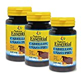 Cabellos uñas & piel 540 mg. 60 perlas con omega-3, L-cistina, hierro, zinc y vitaminas. Para...