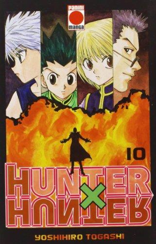 Hunter X Hunter 10 (Manga - Hunter X Hunter)