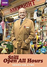 Still Open all Hours - Series 1 & 2 Region2 Requires a Multi Region Player