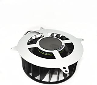 YUNCAI Replacement New CPU Cooling Fan for Sony Playstation 5 PS5 Series 12V 2.4A 23 Blades Fan