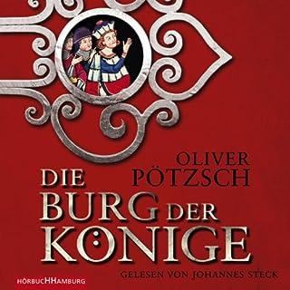 Die Burg der Könige audiobook cover art