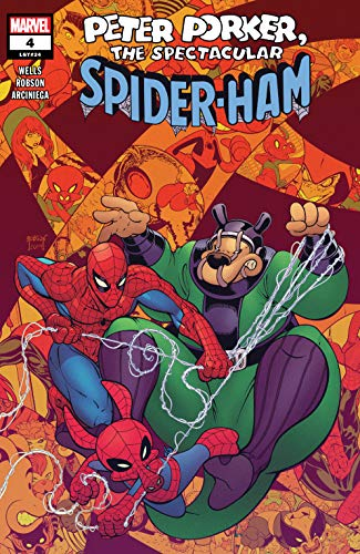 Spider-Ham (2019-) #4 (of 5) (English Edition)