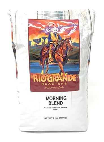 Rio Grande Roasters Pinon 3 Lb. Bag Whole Bean Coffee