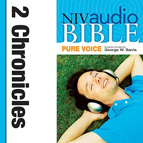 NIV Audio Bible, Pure Voice: 2 Chronicles cover art