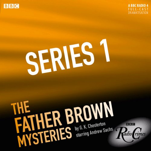 Father Brown: Series 1 audiobook cover art