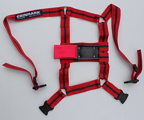 Chinmark Bull & Teaser Harness With Fluoro Pink Crayon for Monitoring Cattle Breeding by Rurtec, New Zealand