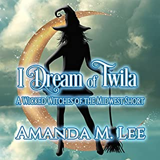I Dream of Twila     A Wicked Witches of the Midwest Short              By:                                                                                                                                 Amanda M. Lee                               Narrated by:                                                                                                                                 Amy Johnson                      Length: 3 hrs and 20 mins     81 ratings     Overall 4.4