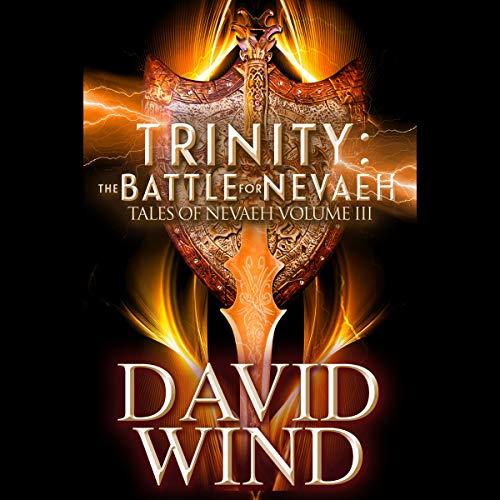Trinity: The Battle for Navaeh audiobook cover art