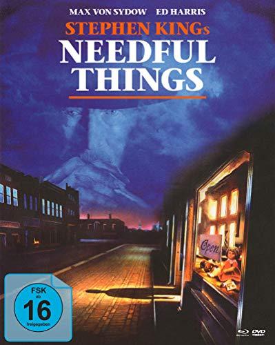 Stephen Kings Needful Things - In einer kleinen Stadt (Mediabook) (+ DVD) (+ Bonus-DVD) [Blu-ray]
