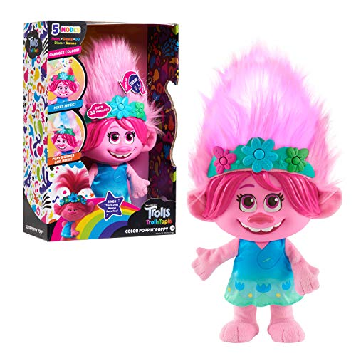 JP Trolls JPL65310 Trolls World Tour Poppin Poppy , color/modelo surtido