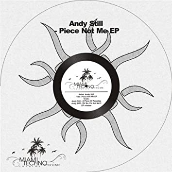 Piece Not Me EP