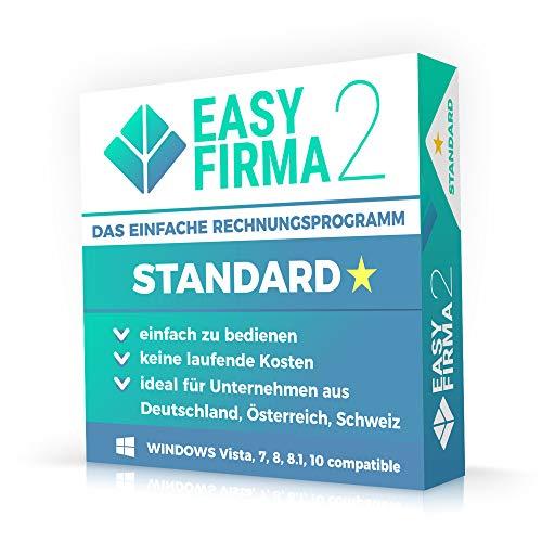 EasyFirma EasyFirma 2 Standard - Rechnungsprogramm Bild