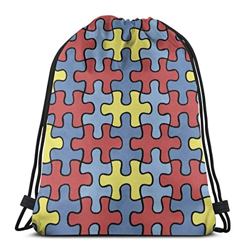 LREFON Bolsas con cordón para gimnasio, mochila pequeña, mochila con forma de cubo, para viajes, organizador de zapatos, botella de agua de baloncesto para niños