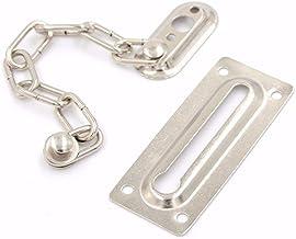 1 Stuks Door Chain Lock, Kabinet Lock Beveiliging Lock, For DIY Huishoudelijk Deur Gereedschap 87 × 36 Mm / 3,42 X 1.41inch
