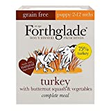 Forthglade Complete Natural Wet Dog Food - Puppy Grain Free...
