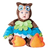 MisFox Disfraces de Halloween para Bebe, Pijama Monstruo de las Galletas Disfraz Dragón/León/Elefante/Animales para Niños Niñas, Talla Bebé 0-3 Años