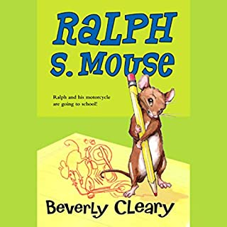 Ralph S. Mouse audiobook cover art