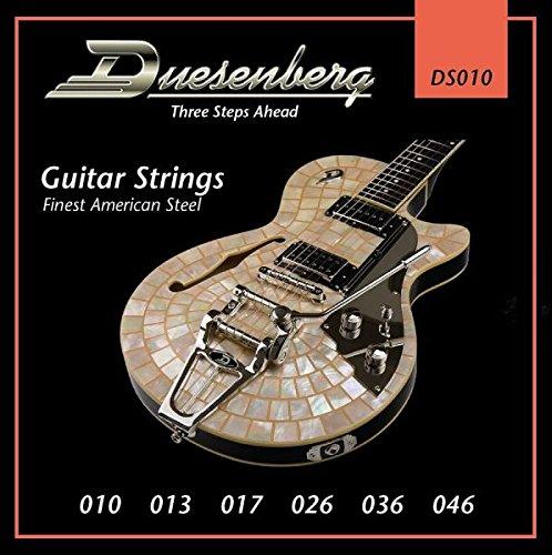 Duesenberg DS010 Saitensatz für E-Gitarre, 010-046