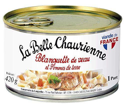 La Belle Chaurienne Plat Préparé...