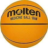 Boje Sport Gewichtsball, Gummi - Farbe: Gelb, Größe: 6 von Molten