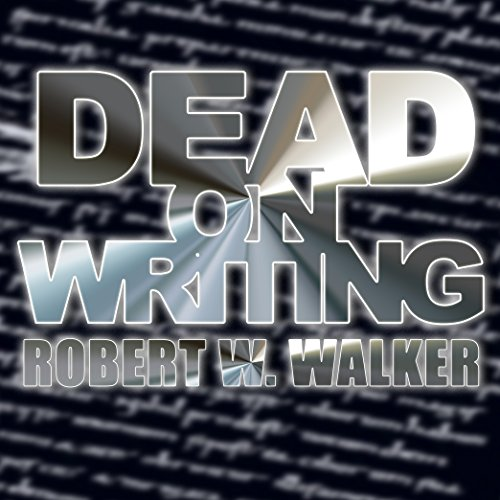 Dead on Writing audiobook cover art
