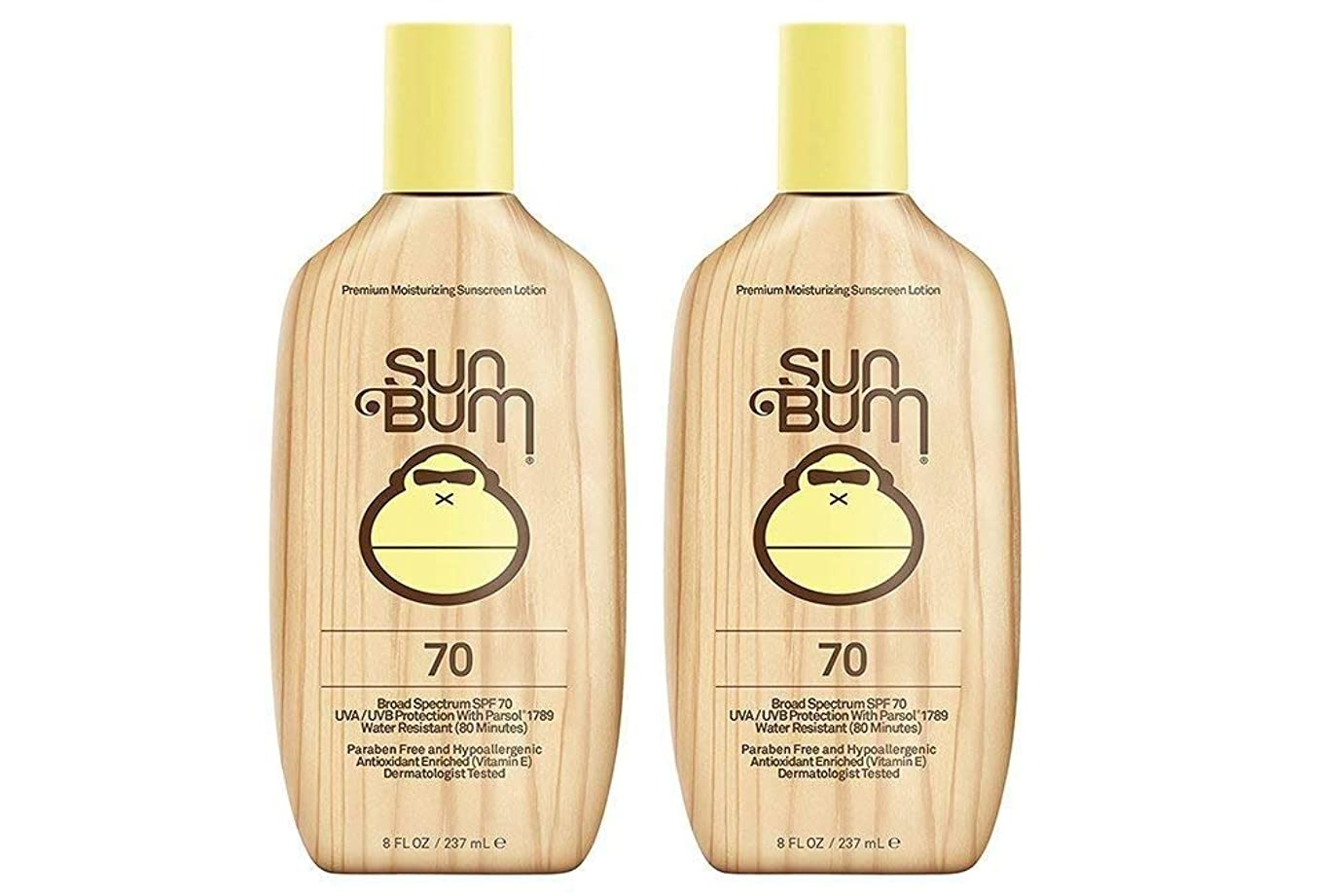 呪われたサージ言い直すSun Bum SPF 70 Lotion Sunscreen - by Sun Bum