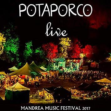 Potaporco (Live at Mandrea Music Festival 2017)