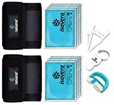 Isavera Arm 'Fat Freezing' System | Shaper Wraps for Less Flabby Looking Arms | Trainer Slimmer Sleeve