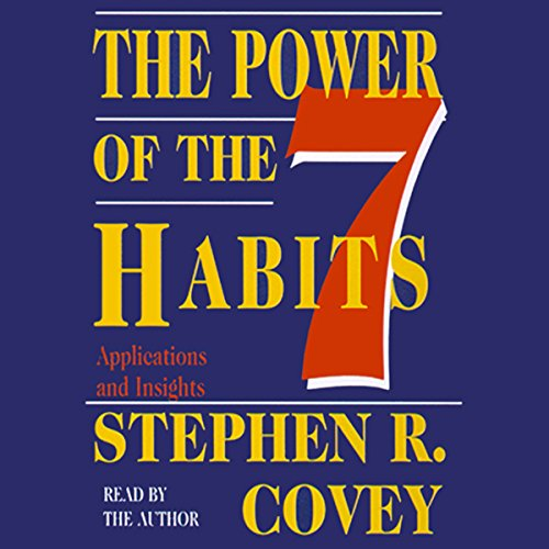 The Power of the 7 Habits audiobook cover art