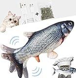 BTkviseQat Katzenspielzeug Fisch...