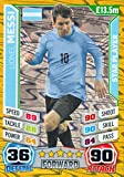 MATCH ATTAX ENGLAND 2014 - LIONEL MESSI STAR PLAYER TRADING CARD - WORLD CUP