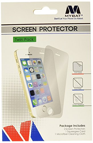 Asmyna LG G4 Screen Protector Twin Pack - Retail Packaging - Clear