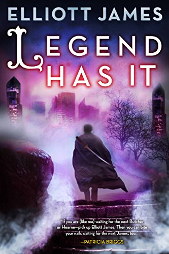 Legend Has It (Pax Arcana Book 5) (English Edition)