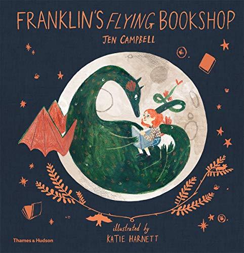 Image of Franklin's Flying Bookshop (Franklin and Luna)
