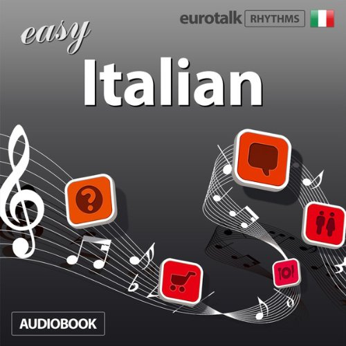 Rhythms Easy Italian cover art