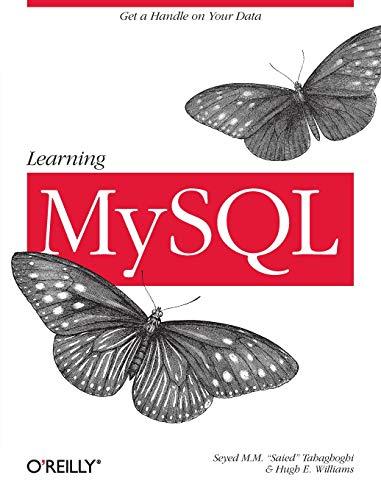 Learning MySql: 1