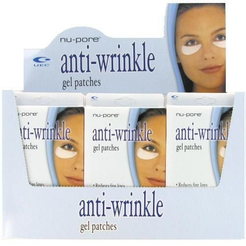 Nu-pore Anti-wrinkle Gel Patch, Bulk Case of 48 by nu-pore