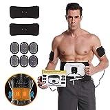 Ben Belle ABS Stimulator Muscle Toner & Abdominal Trainers & Ab Machine - Abdominal Ab Stimulator- Muscle Stimulator at Home- Workout Equipment