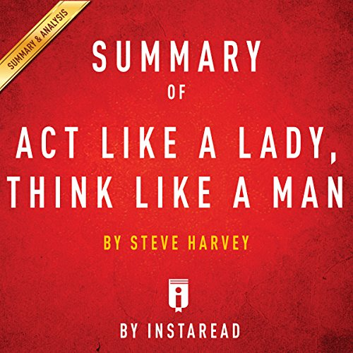 Summary of Act Like a Lady, Think Like a Man by Steve Harvey | Includes Analysis audiobook cover art