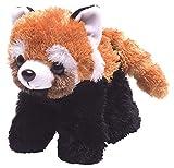 Wild Republic - 16247 - Peluche - Hug'ems - Petit Panda - 18 cm