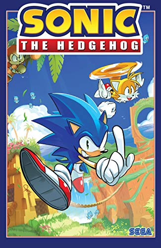 Sonic the Hedgehog Vol. 1: Fallout (Sonic The Hedgehog...