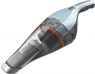 BLACK+DECKER Aspirateur de table à main sans fil, 15,5W, Léger, pratique et ergonomique, 385 ml, 7,2V, NVC215W-QW