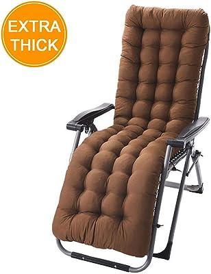 Amazon.com: enipate Chaise Lounge cojines color sólido ...