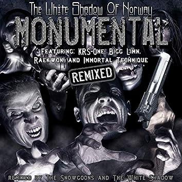 Monumental (Remixed) [feat. KRS One, Bigg Limn, Raekwon & Immortal Technique]