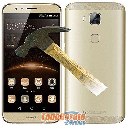 Protector de Cristal Templado Compatible con Huawei Ascend G8 GX8
