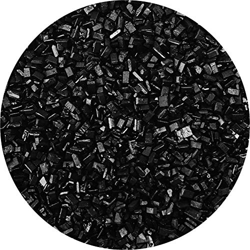 Celebakes By CK Products Booming Black Sugar Crystals, 4 oz.