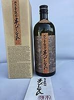 半ぴどん 黒ボトル 芋 35度 720ml (10年古酒)かめ壺熟成