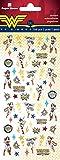 Playhouse DC Comics Wonder Woman Micro Mini Sticker Sheet