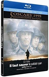 Il faut sauver le soldat Ryan [Blu-ray] [Édition Collector] (B003EN2SKA) | Amazon price tracker / tracking, Amazon price history charts, Amazon price watches, Amazon price drop alerts